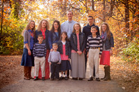 Nymeyer Family - Fall 2015